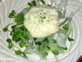 スライス玉葱♡ポテサラ風マヨソースサラダ