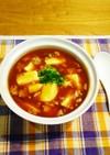 ラーメンスープで旨旨麻婆豆腐