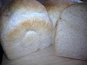 予熱無し(゜o゜)♪全粒粉食パン