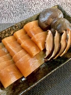 太巻き・ちらし寿司*かんぴょう煮・椎茸煮