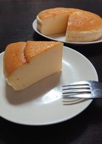 りくろーおじさん風チーズケーキ(^^)