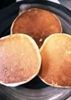 米粉と大豆粉のパンケーキ(グルテンフリー