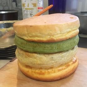 糖質オフ♡ 簡単!プロテインパンケーキ