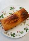 ホエー りんご レーズン ケーキ