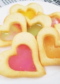 キラキラ~ステンドグラスクッキー☆