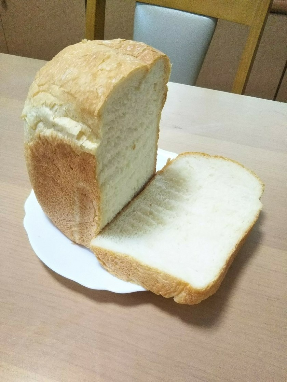 毎日食パン(塩麹&蜂蜜入り)