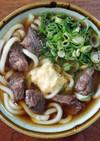 福岡の肉肉うどん