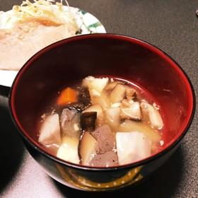 熊本郷土料理 のっぺい汁