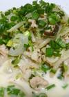 【ダイエット】しらたきのチャンポン麺