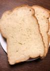 HBでもっちもち米粉パン