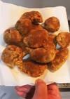 【激ウマ】肉と野菜のカレーライス包み揚げ
