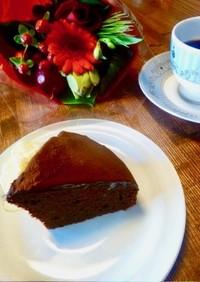 デビルズ・チョコレートケーキ♪
