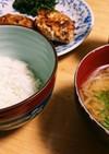 鶏胸肉と豆腐のハンバーグ