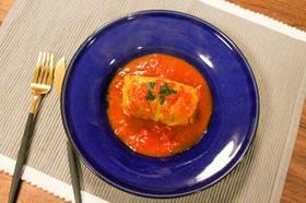 ロールキャベツのトマト煮