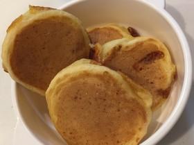 【離乳食】簡単お手軽♪チーズパンケーキ