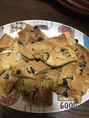 オーブントースターでスコーン風クッキーの写真