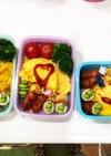 幼稚園児の弁当