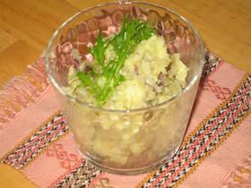 シンプルなサツマイモのサラダ