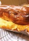 プロテインで作ったパウンドケーキ