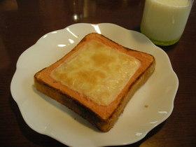 たらこのチーズトースト