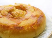 簡単♪りんごの蒸しケーキ(炊飯器使用)の写真