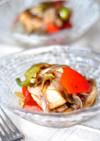 【妊活食】夏野菜とタイのマリネ