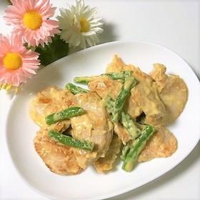 鶏むね肉とインゲン♡チーマヨソテー