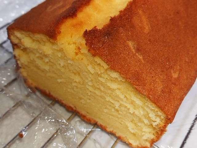 パウンド ケーキ ベーキング パウダー なし