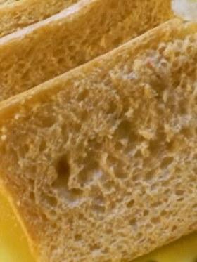 HB◇強力粉と米粉のにんじん食パン◇