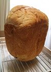 HBで☆生りんごと塩麹のふわふわ食パン