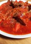 豚スペアリブのトマト煮込み