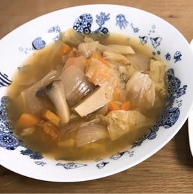 脂肪燃焼スープレシピ