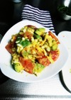 簡単!アボカドとトマトのタルタル風サラダ