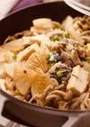 サバ缶で簡単*大根と厚揚げの煮物