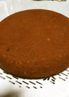 超簡単炊飯器ココアチョコケーキ