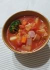 簡単‼️冬野菜のミネストローネ❤️