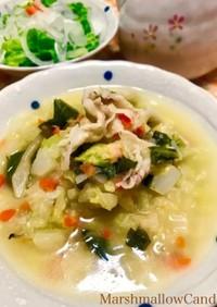 わが家の脂肪燃焼スープ♡