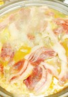 イノシシ鍋・牡丹鍋・ピリ辛とり野菜味噌