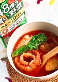 朝即作!濃厚野菜チャージスープ