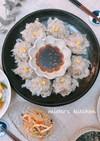 ふわふわ豆腐シューマイ