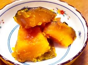 かぼちゃの煮物 *☻*