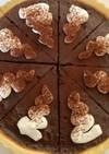 簡単・濃厚とろーり生チョコタルト