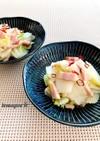 白菜の大量消費★白菜のペペロンチーノ風
