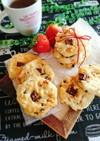 HMで簡単ヘルシー☆ドロップクッキー。