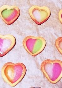 簡単♪ステンドグラスクッキー♪