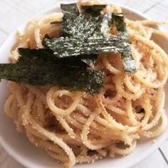 弁当のおかず☆たらこスパゲティ