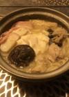 味噌鍋焼きうどん