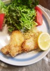 サクサク 鮭のパン粉焼き