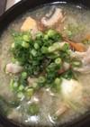 絶品豚汁(おもてなし和食土鍋使用)