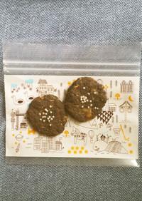 おからとおいもの素朴クッキー(メモ用)